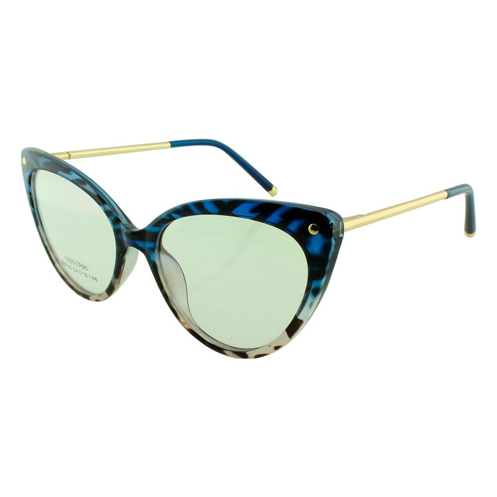 Armação para Óculos de Grau Feminino 68216 Colorida