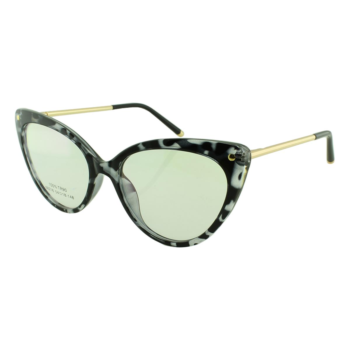 Armação para Óculos de Grau Feminino 68216 Mesclada
