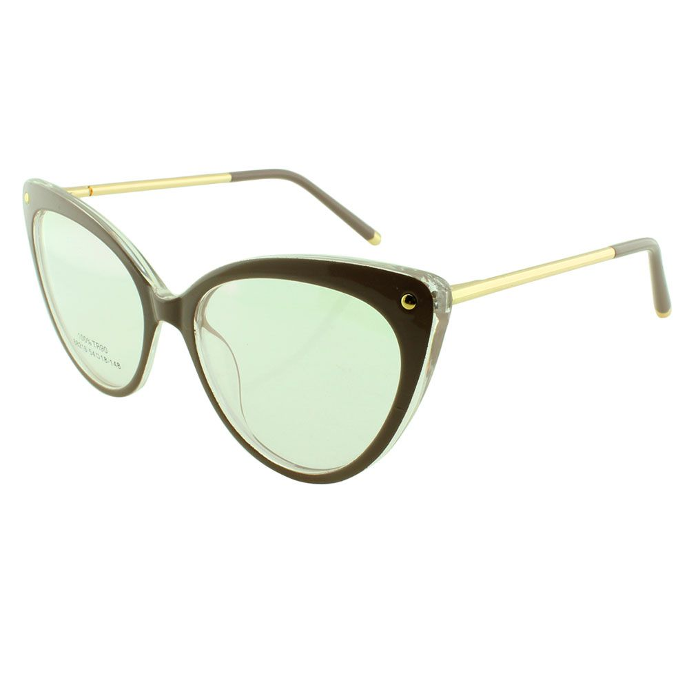 Armação para Óculos de Grau Feminino 68216 Nude