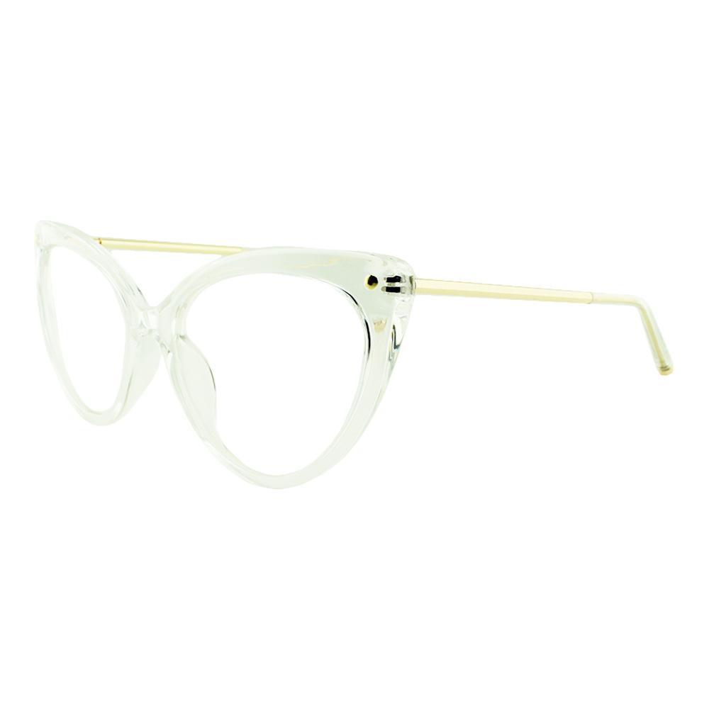 Armação para Óculos de Grau Feminino 68216 Transparente