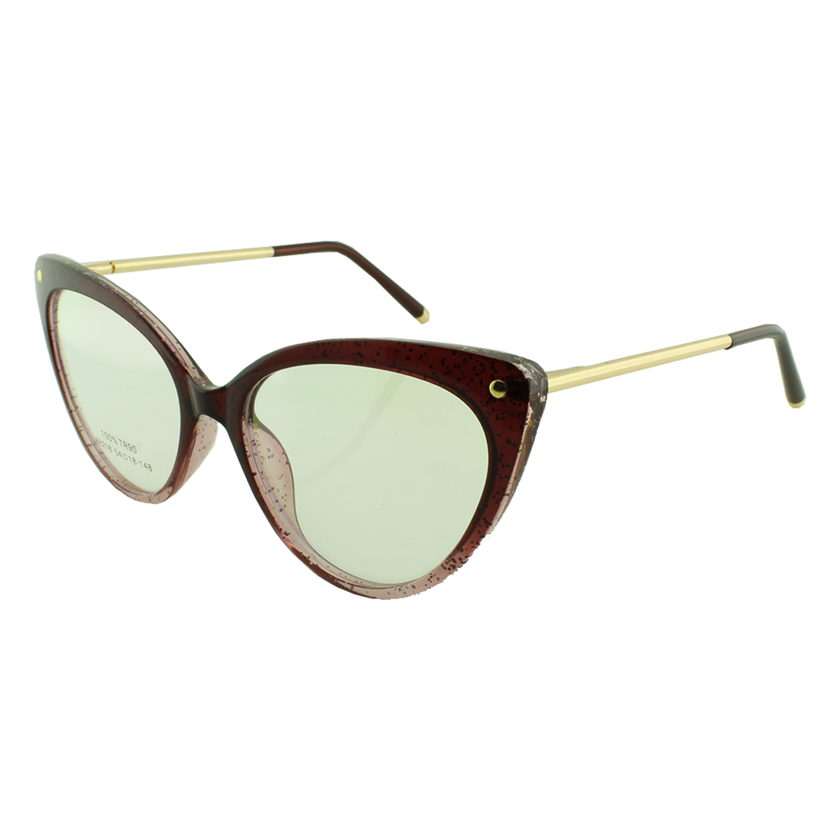 Armação para Óculos de Grau Feminino 68216 Vinho
