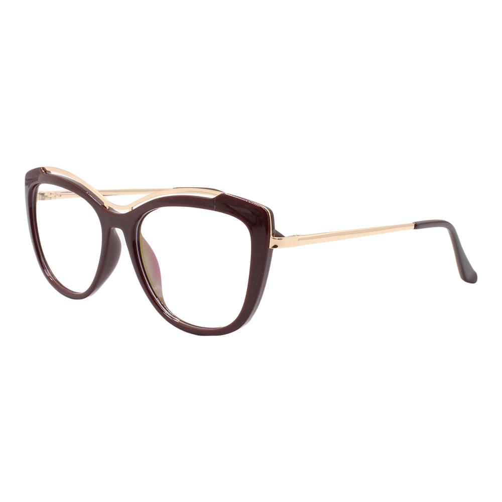 Armação para Óculos de Grau Feminino 68221 Marsala