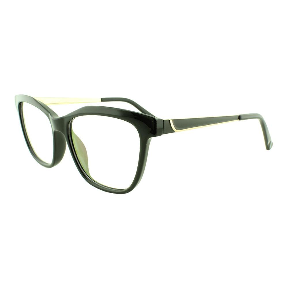 Armação para Óculos de Grau Feminino 68232 Preta