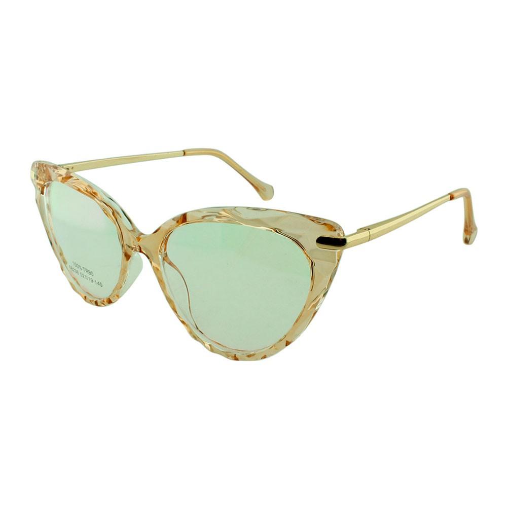 Armação para Óculos de Grau Feminino 68236 Nude
