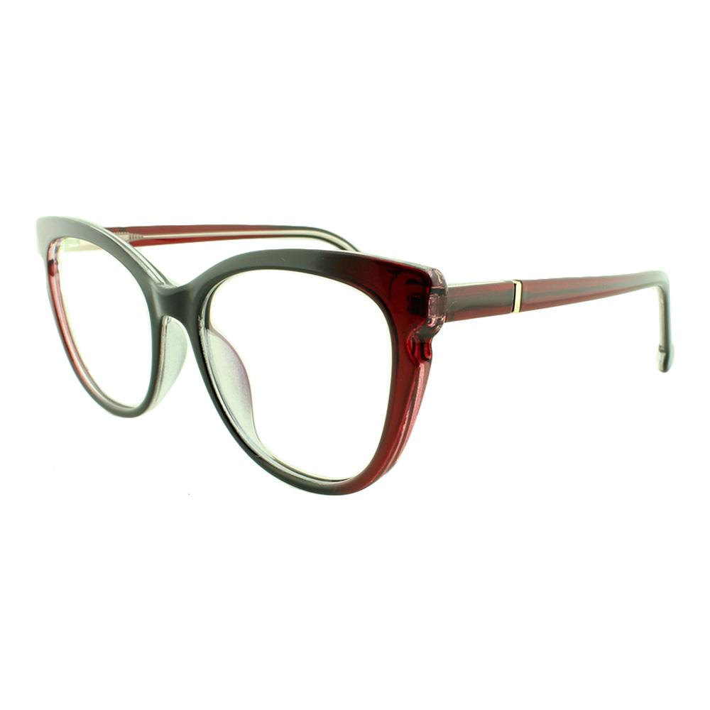 Armação para Óculos de Grau Feminino 68237 Vinho