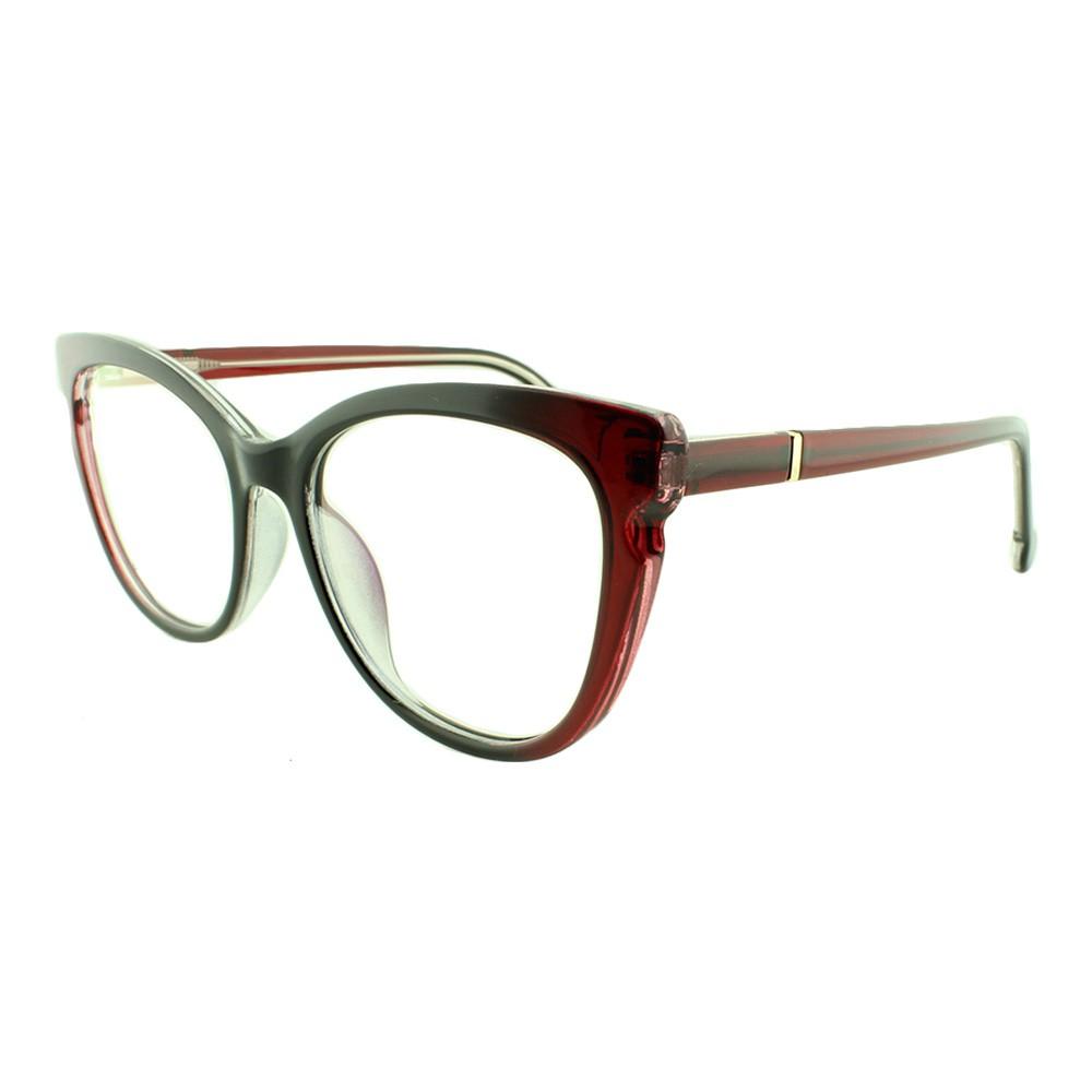 Armação para Óculos de Grau Feminino 68237 Vinho Gradiente