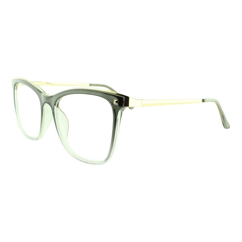 Armação para Óculos de Grau Feminino 68253 Fumê