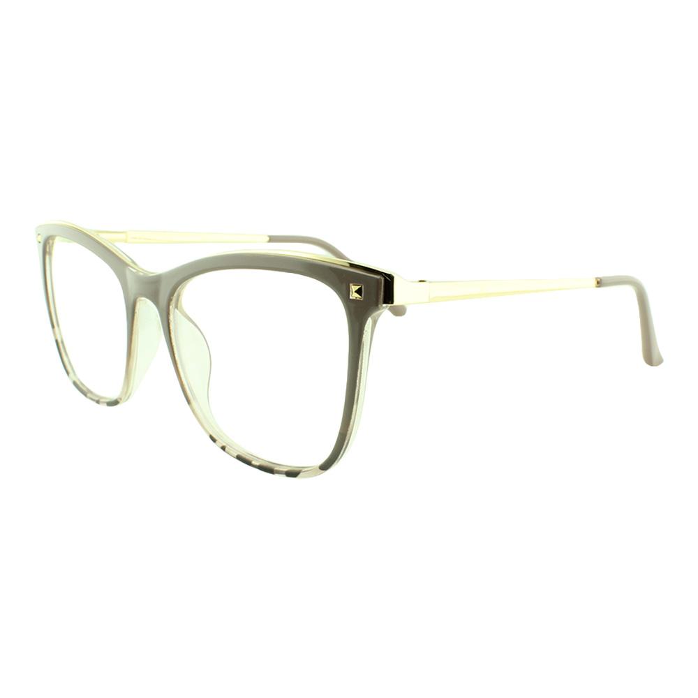 Armação para Óculos de Grau Feminino 68253 Nude
