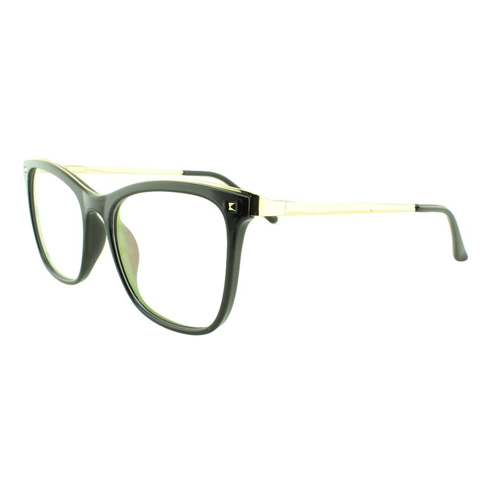 Armação para Óculos de Grau Feminino 68253 Preta