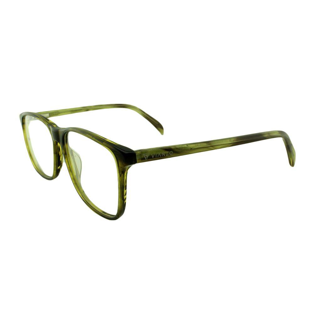 Armação para Óculos de Grau Feminino 8084 Verde Vianzo