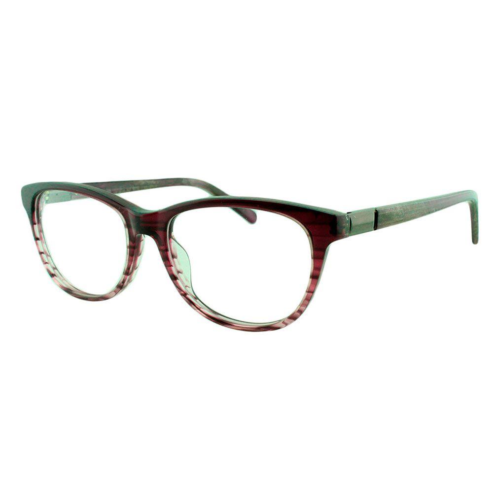Armação para Óculos de Grau Feminino 8830A Roxa