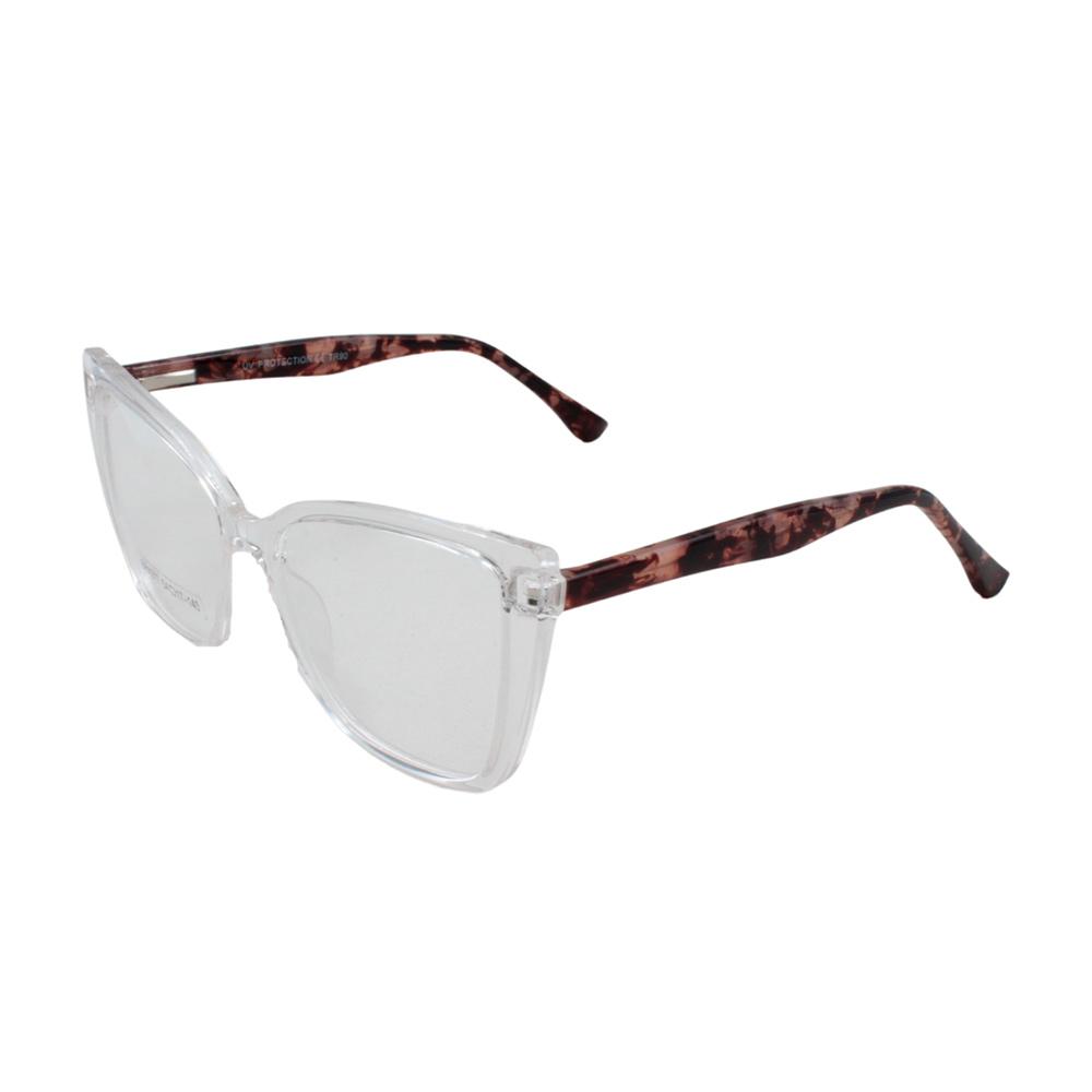 Armação para Óculos de Grau Feminino BR4277 Transparente