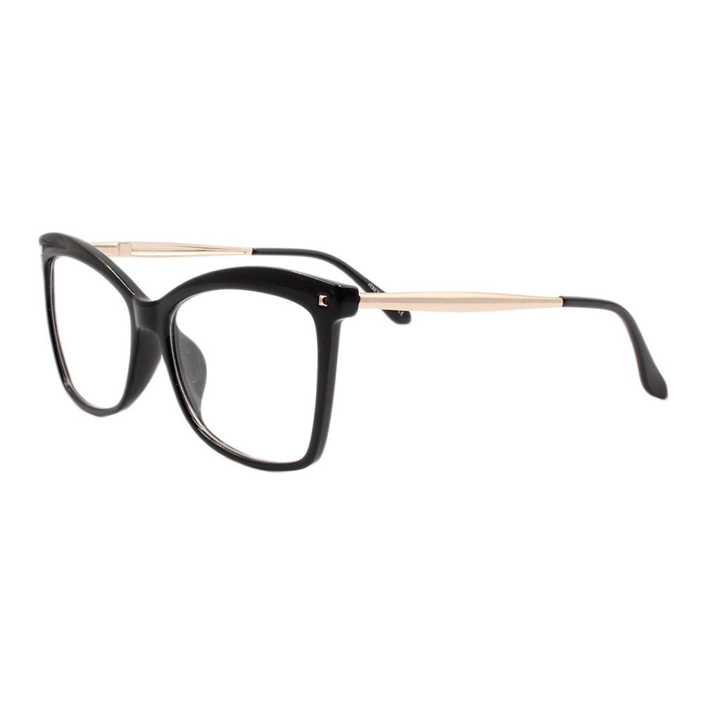 Armação para Óculos de Grau Feminino BR5514 Preta