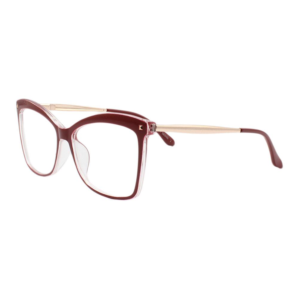 Armação para Óculos de Grau Feminino BR5514 Vinho