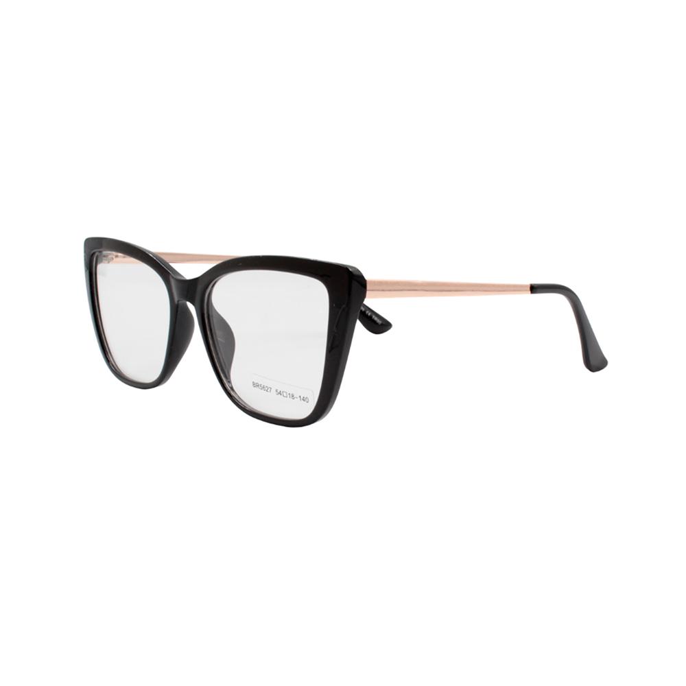 Armação para Óculos de Grau Feminino BR5627 Preta