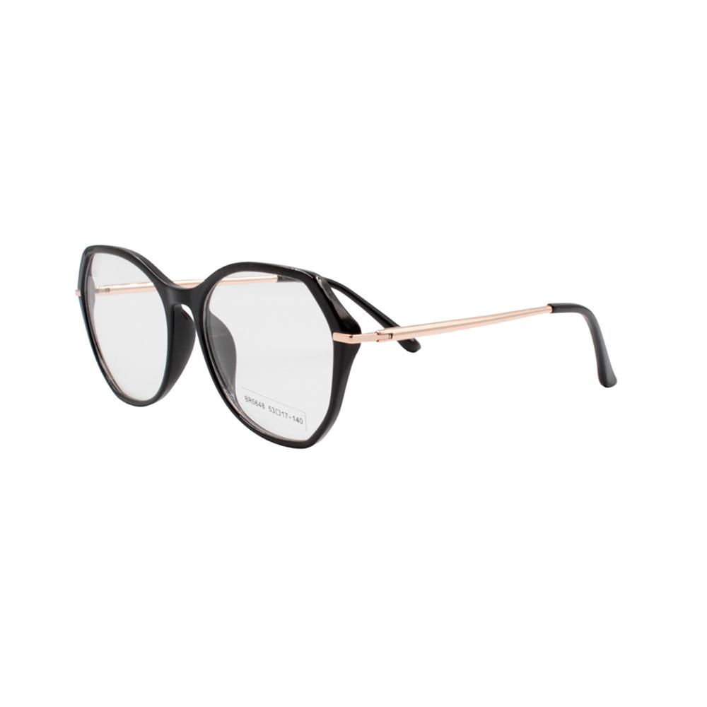 Armação para Óculos de Grau Feminino BR5648 Preta