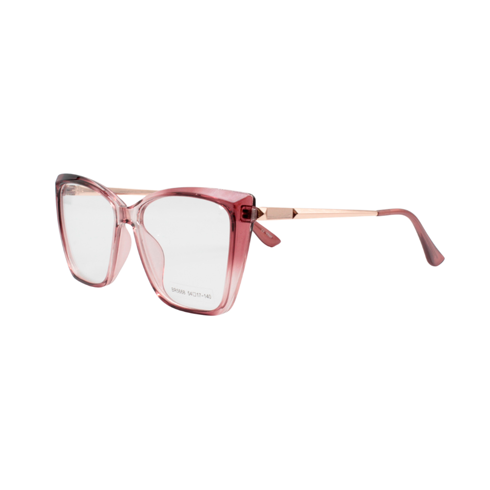Armação para Óculos de Grau Feminino BR5668 Rosa