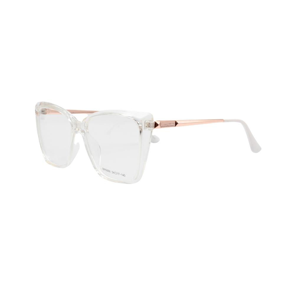 Armação para Óculos de Grau Feminino BR5668 Transparente