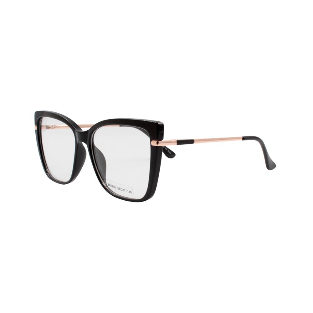 Armação para Óculos de Grau Feminino BR5680 Preta