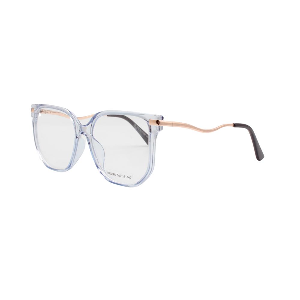 Armação para Óculos de Grau Feminino BR5686 Azul