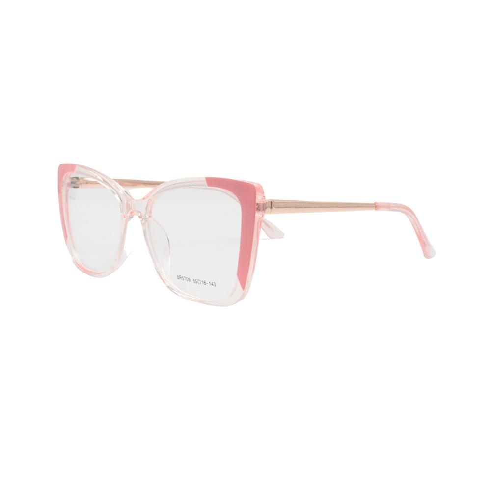 Armação para Óculos de Grau Feminino BR5709 Rosa