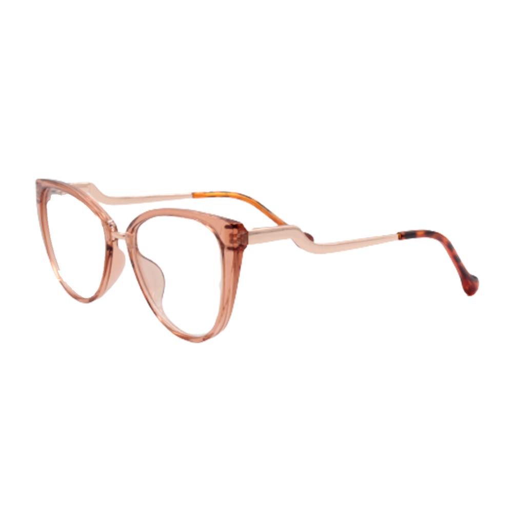 Armação para Óculos de Grau Feminino BR5741-C2 Marrom