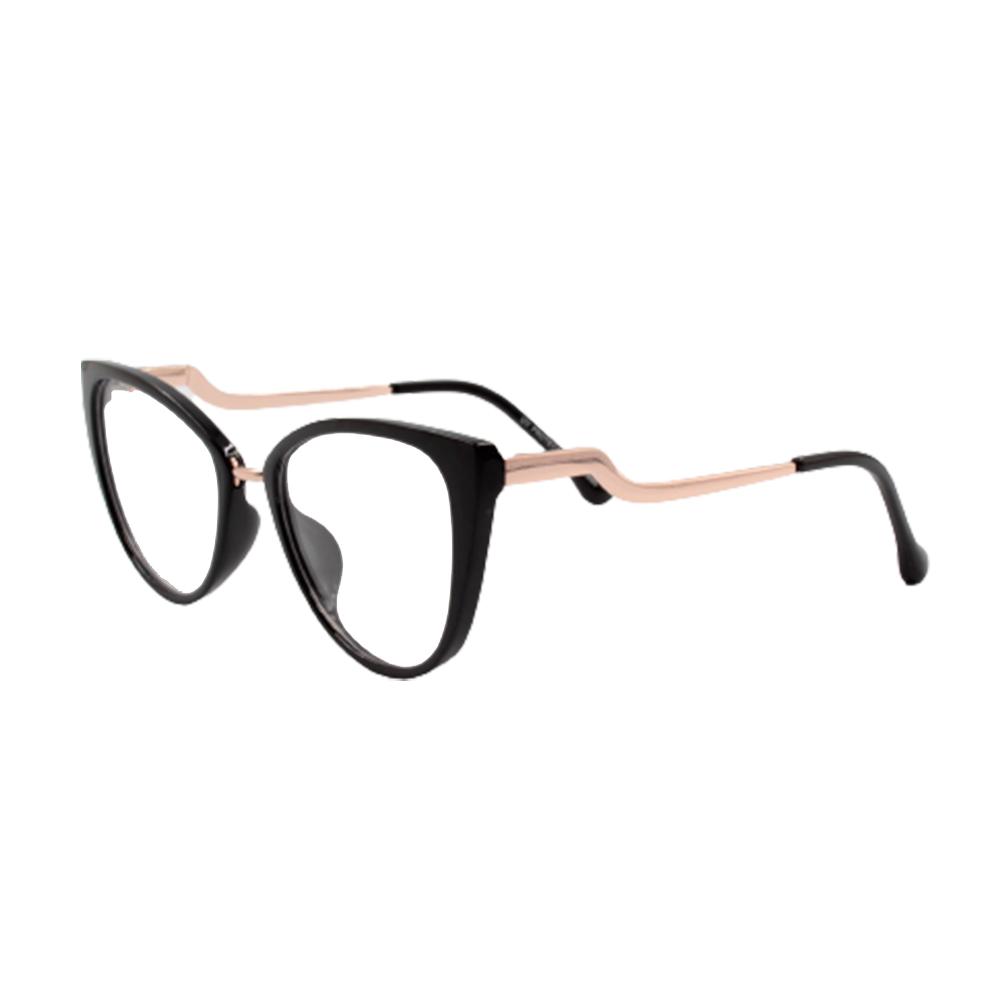 Armação para Óculos de Grau Feminino BR5741-C3 Preta