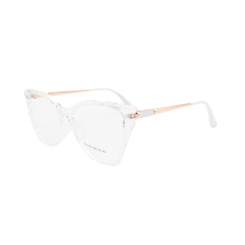 Armação para Óculos de Grau Feminino BR5744-C1 Transparente
