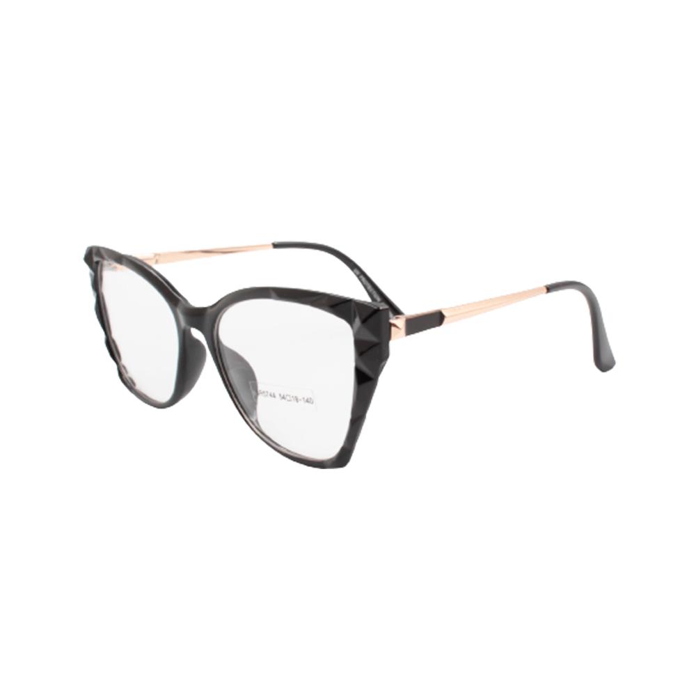 Armação para Óculos de Grau Feminino BR5744-C3 Preta