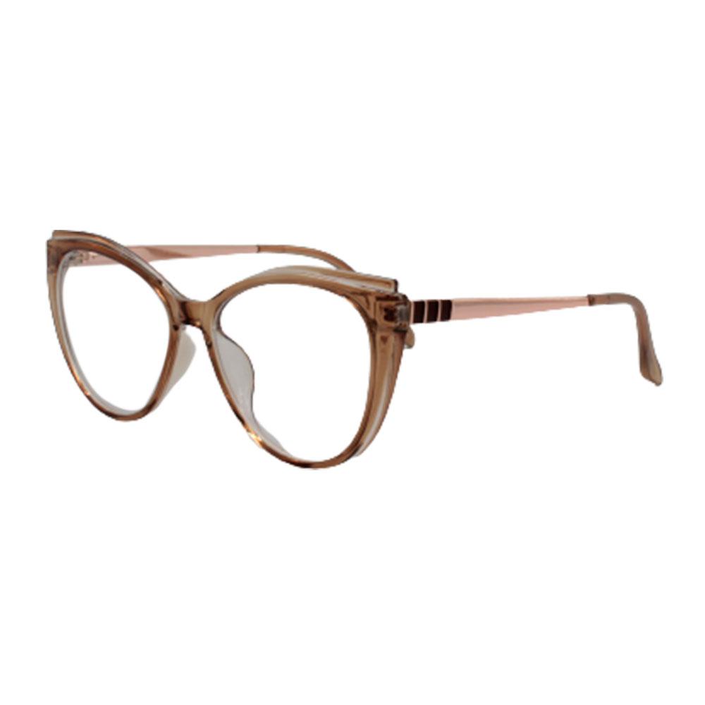 Armação para Óculos de Grau Feminino BR5749-C3 Bege
