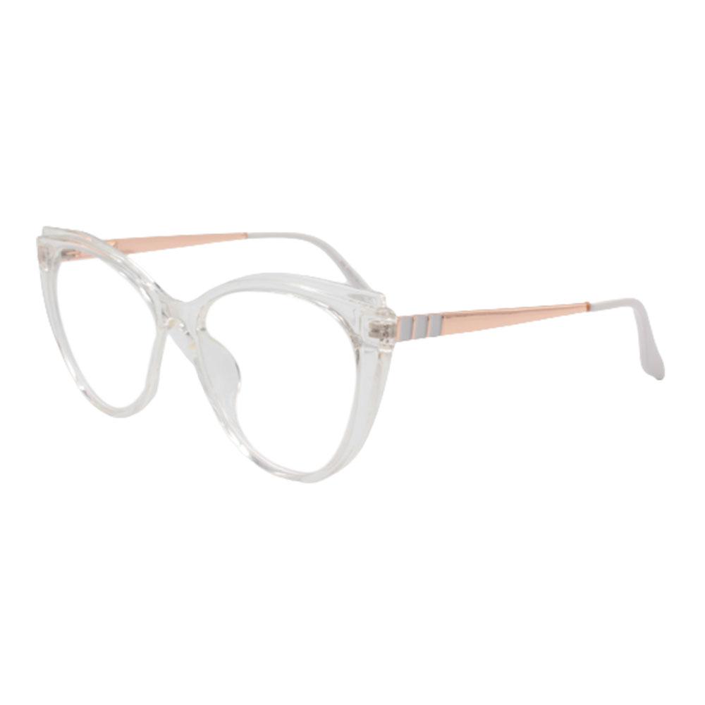 Armação para Óculos de Grau Feminino BR5749-C7 Transparente