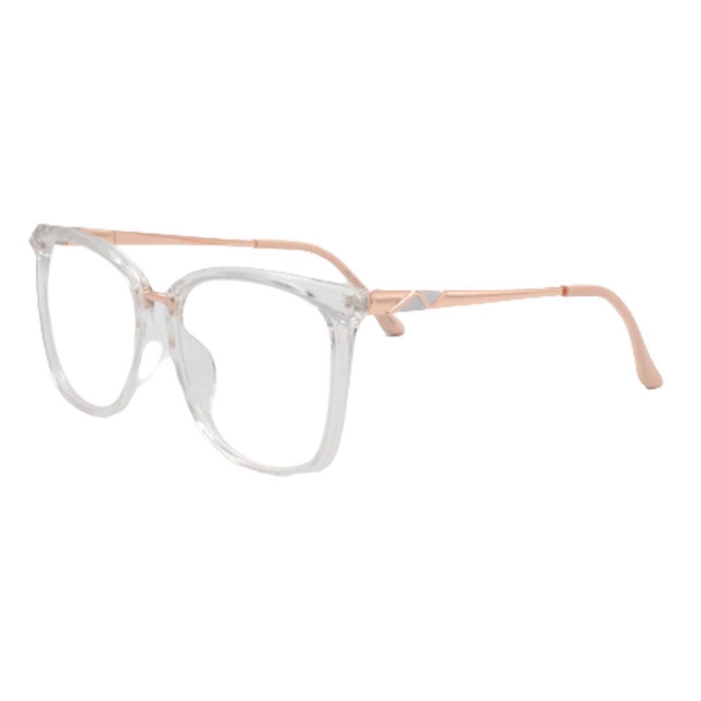 Armação para Óculos de Grau Feminino BR5761-C1 Transparente