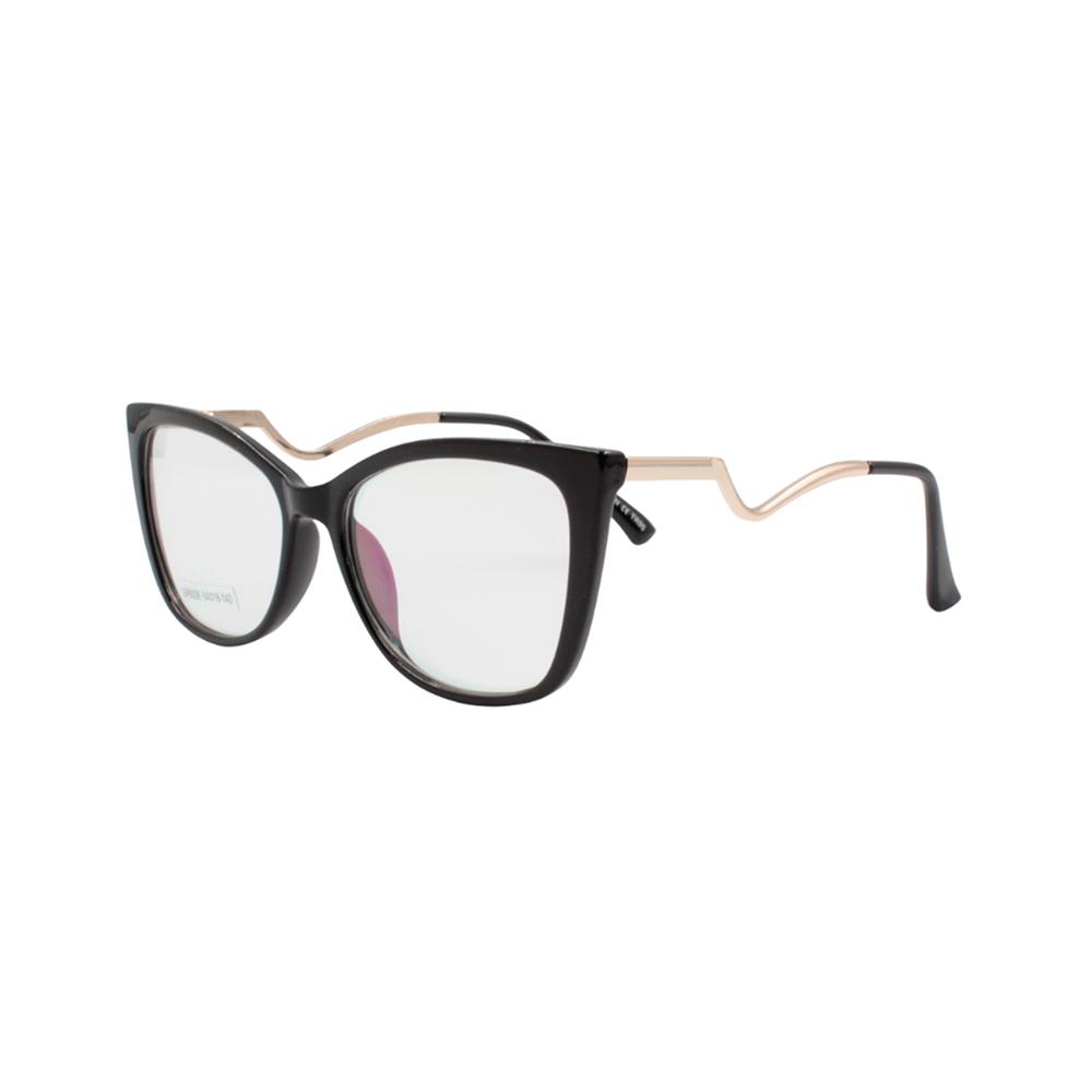 Armação para Óculos de Grau Feminino BR6006 Preta