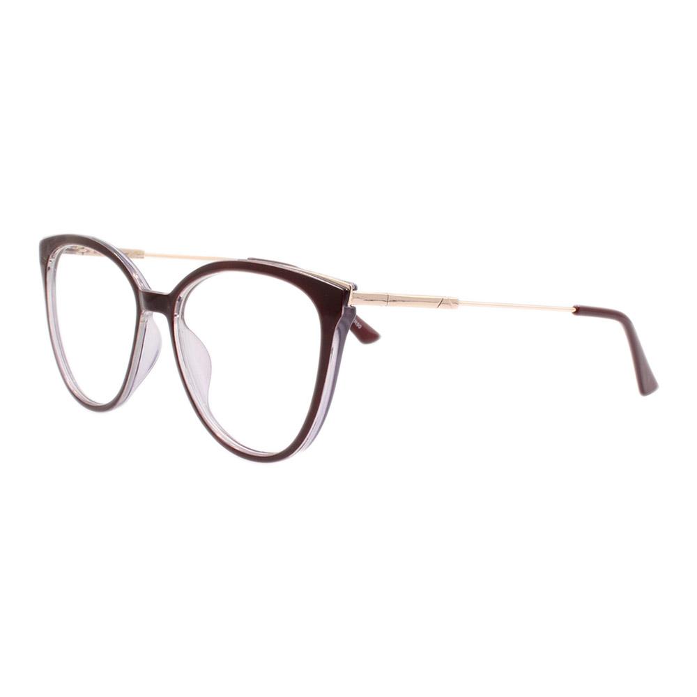 Armação para Óculos de Grau Feminino BR6011 Roxa