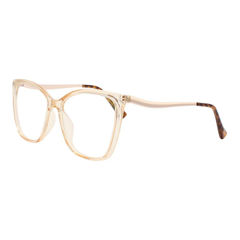 Armação para Óculos de Grau Feminino BR6013 Bege