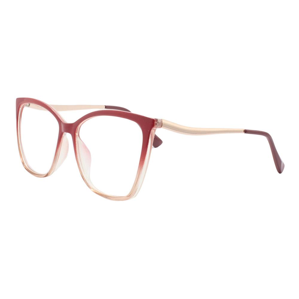Armação para Óculos de Grau Feminino BR6013 Rosa
