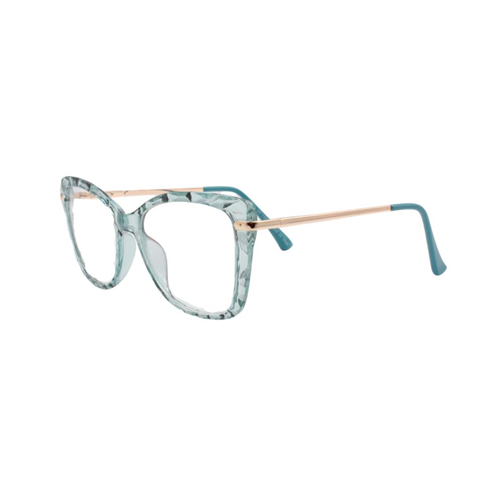 Armação para Óculos de Grau Feminino BR6029 Azul