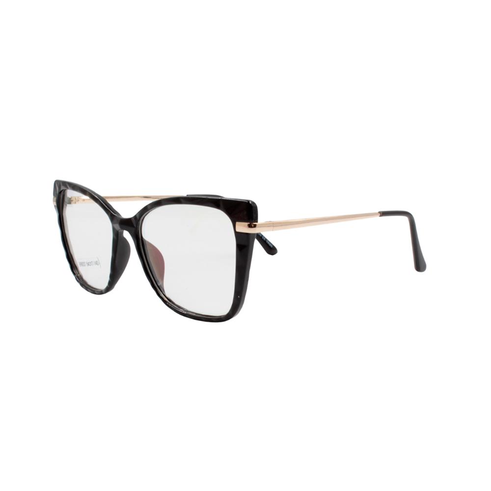 Armação para Óculos de Grau Feminino BR6037 Preta