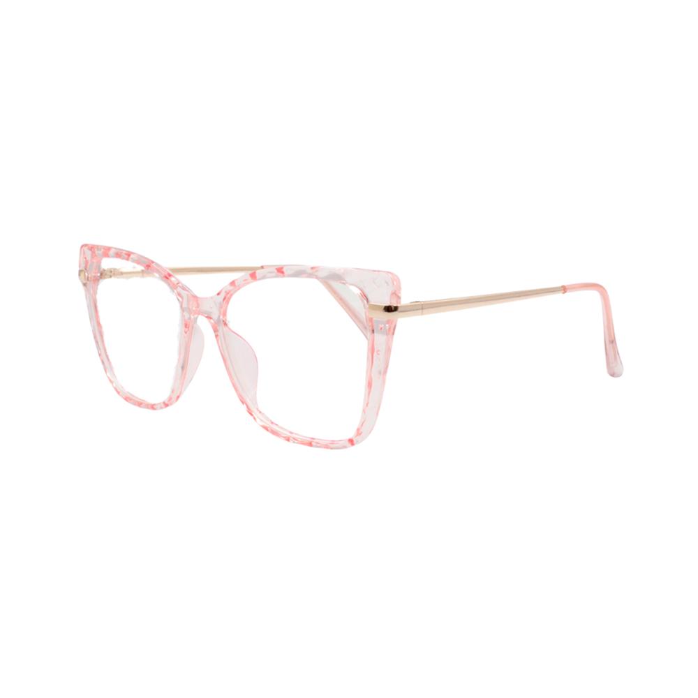 Armação para Óculos de Grau Feminino BR6037 Rosa