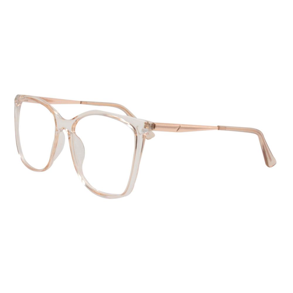 Armação para Óculos de Grau Feminino BR98218-C5 Creme