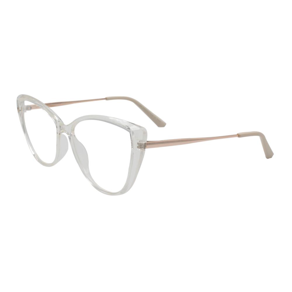 Armação para Óculos de Grau Feminino BR98234-C1 Transparente