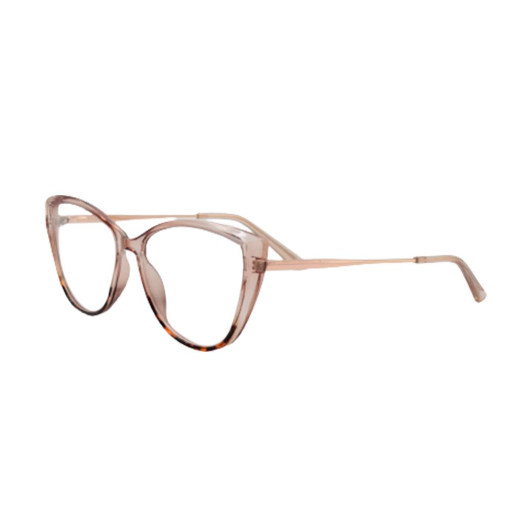 Armação para Óculos de Grau Feminino BR98234-C3 Colorida