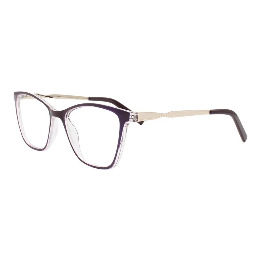 Armação para Óculos de Grau Feminino BR99062 Roxa