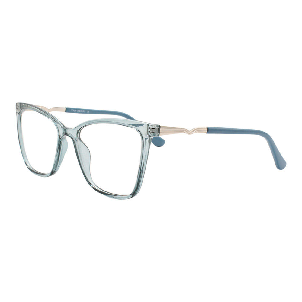 Armação para Óculos de Grau Feminino BR99064 Azul