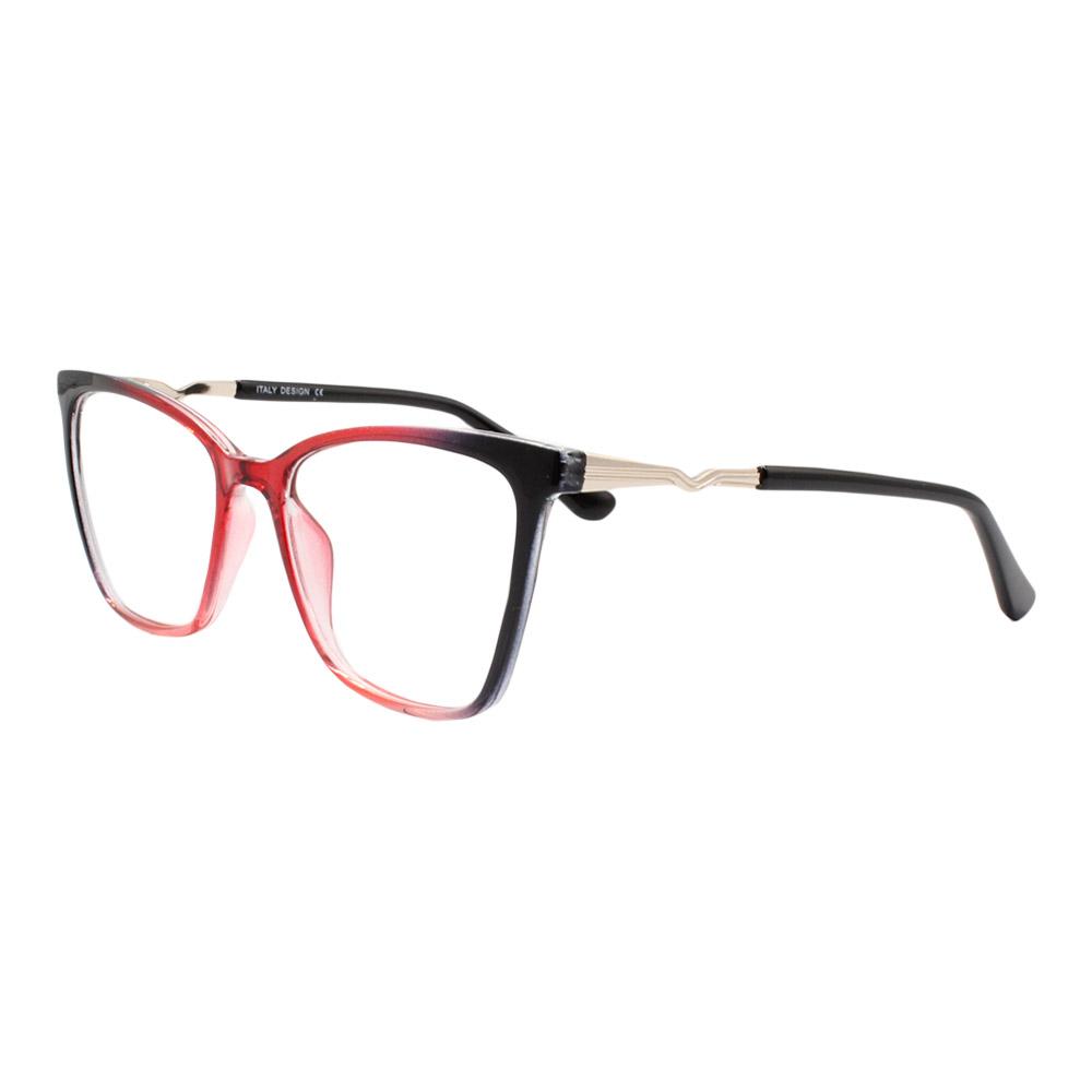 Armação para Óculos de Grau Feminino BR99064 Preta