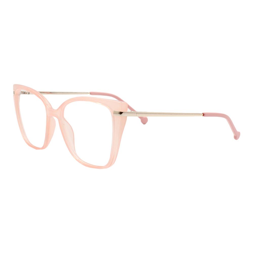 Armação para Óculos de Grau Feminino BR99085 Rosa