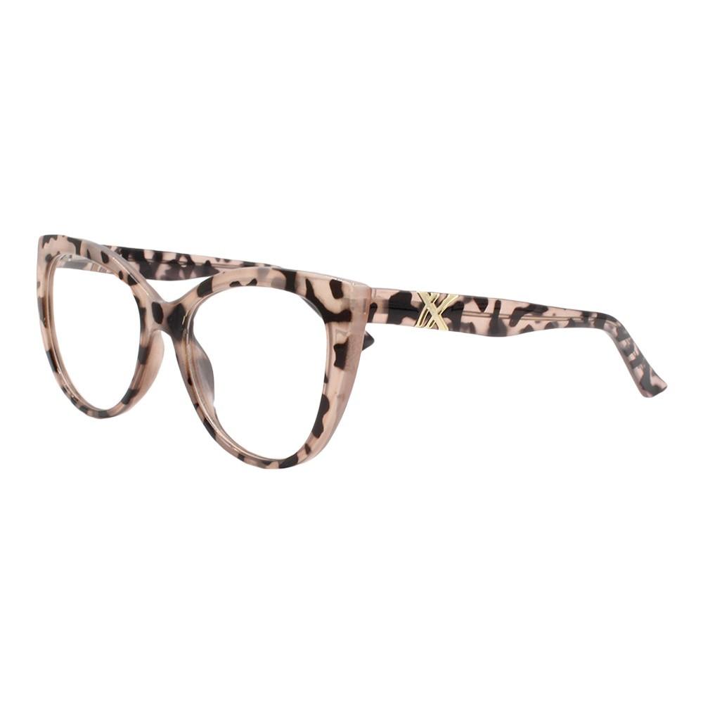 Armação para Óculos de Grau Feminino BR99087 Mesclada