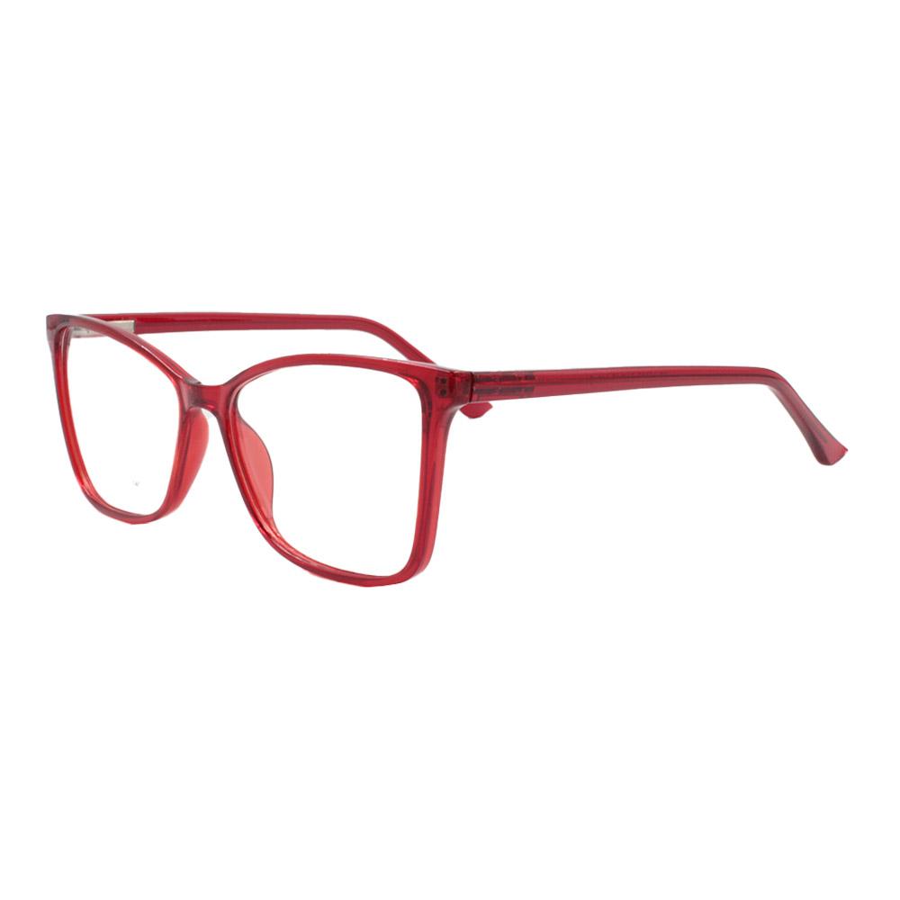 Armação para Óculos de Grau Feminino CFA5007 Vermelha
