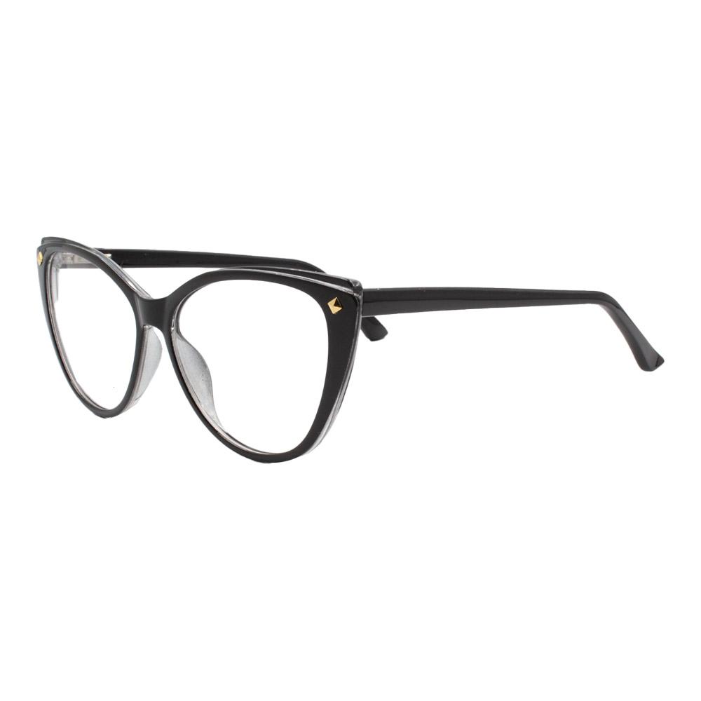 Armação para Óculos de Grau Feminino CFA5019 Preta