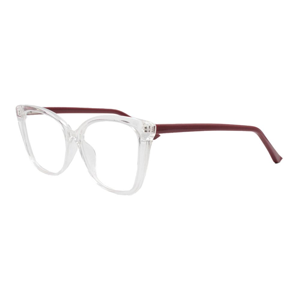 Armação para Óculos de Grau Feminino CFA5023 Transparente